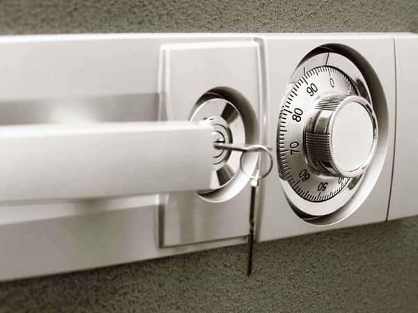 сейфовый механизм