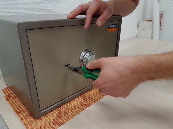 ремонт сейфа от профессионалов
