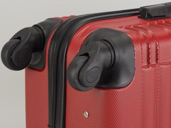 Как открыть чемодан на молнии